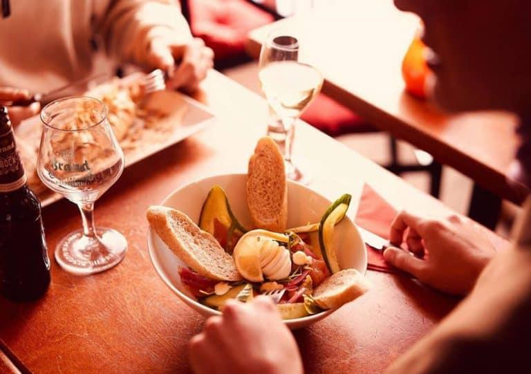 Lunch gerecht Cafe Plein Rotterdam