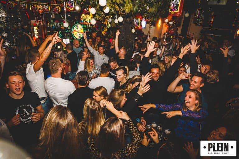 Uitgaan Cafe Plein Rotterdam